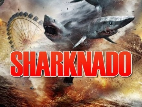 "Crítica de ""Sharknado""."