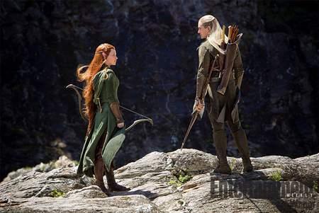 """Imagen """"El Hobbit: La desolación de Smaug""""."""