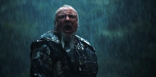Russell Crowne es Noé.