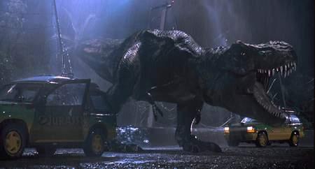 """""""Parque Jurásico 3D""""."""