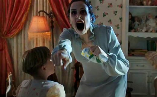 """""""Insidious 2"""", imagen estreno terror del año."""
