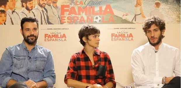 """Entrevistas a """"La Gran Familia Española"""", 2."""