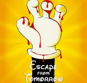 "Póster de ""Escape from Tomorrow""."