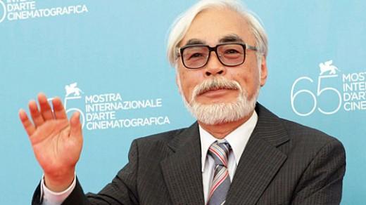Hayao Miyazaki se retira.