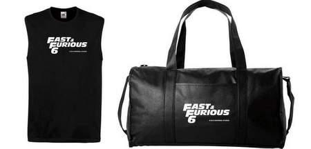 """Concurso """"Fast & Furious 6""""."""