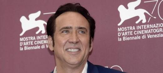 Nicolas Cage mejor actor. Biopic de Edward Snowden