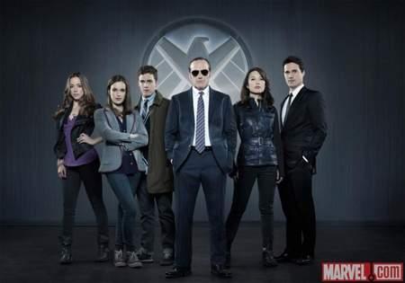 Estreno de Marvel, agentes de S.H.I.E.L.D