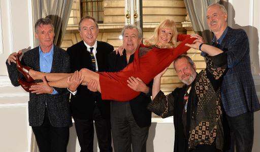 Vuelve el grupo los Monty Python