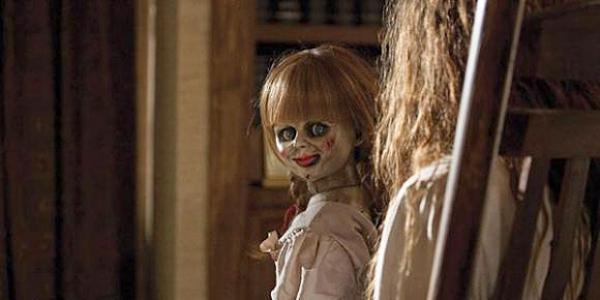 Muñeca Annabelle de Expediente Warren