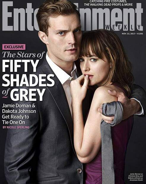Entertainment weekly cover. Please credit EW