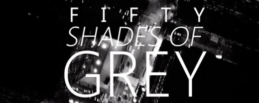 Cartel de 50 sombras de Grey