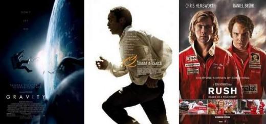 Las mejores películas del 2013