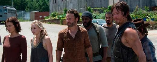 The Walking Dead cuarta Temporada
