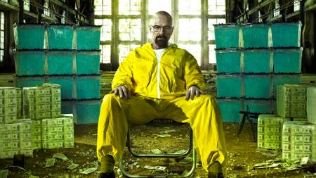 Globo de oro para Breaking Bad
