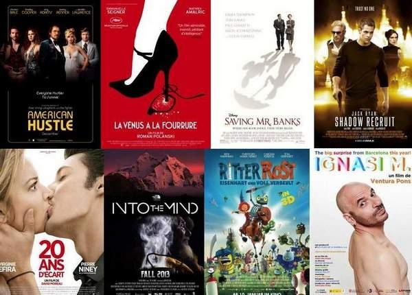 Estrenos de cine 31 de enero 2014