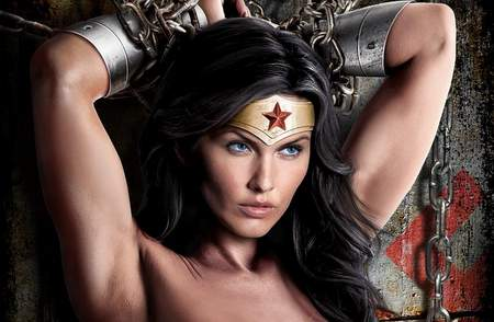 La serie Wonder Woman cancelada