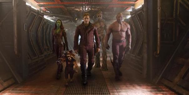 Trailer de Guardianes de la Galaxia
