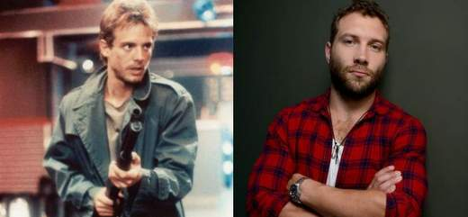Jai Courtney en Terminator