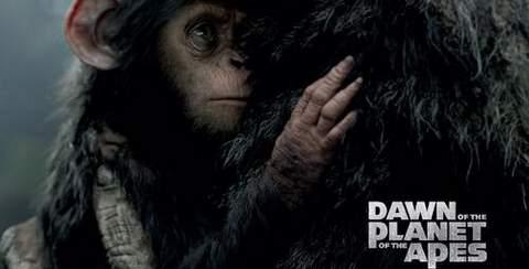 Nuevo spot de El amanecer del planeta de los simios