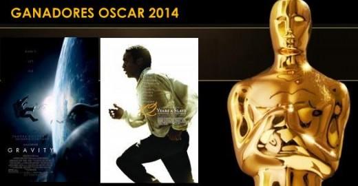 Ganadores de los Oscar 2014