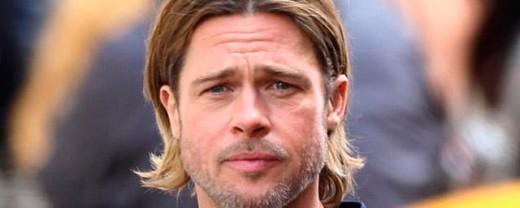 Brad Pitt en segunda temporada de True Detective