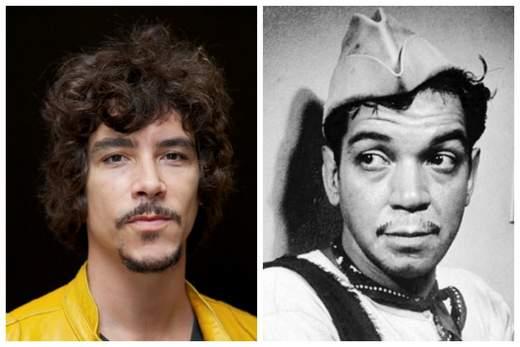Oscar Jaenada es Cantinflas