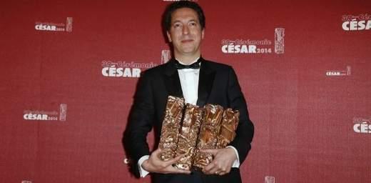 Premios César 2014, Guillalume Gallienne