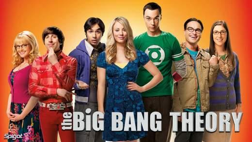 The big bang theory renovada, Alan Parsons