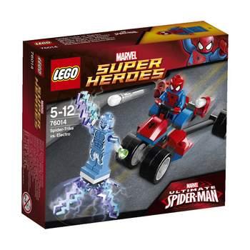 Concurso set de lego de Spiderman