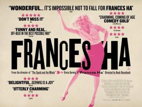 Crítica de Frances Ha