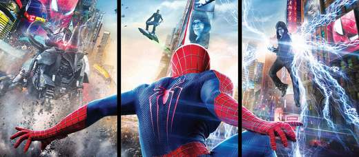 Crítica de The Amazing Spiderman 2