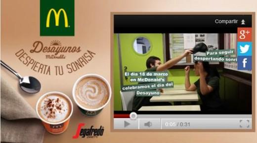 Desayunos McDonald's