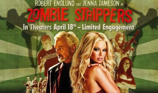 Crítica de Zombie Strippers