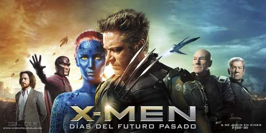 Regalos de X-Men: Días del futuro pasado