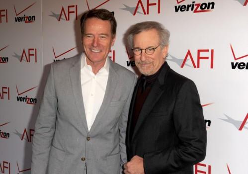 Steven Spielberg quiere dirigir a Bryan Cranston