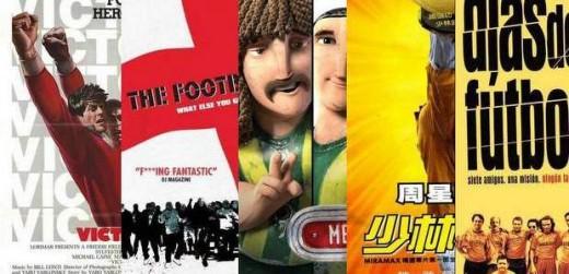 Especial mejores películas de Fútbol