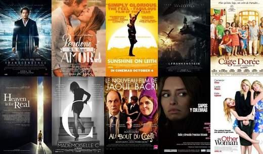 Estrenos de cine 20 de junio de 2014