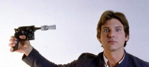 Han solo en Star Wars