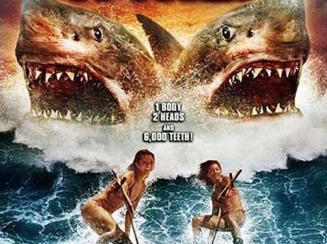 Peores películas de tiburones