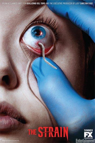 Segunda temporada serie The Strain