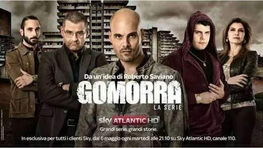 Serie de TV Gomorra