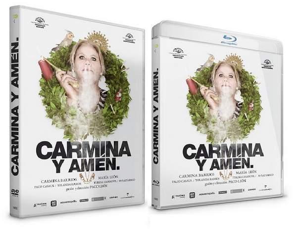 Estreno en DVD y Blu-ray de Carmina y amén