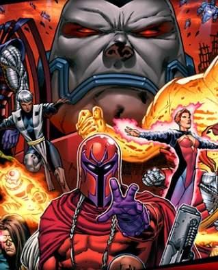 Nuevos mutantes en X-Men: Apocalipsis, serie de televisión de los X-men