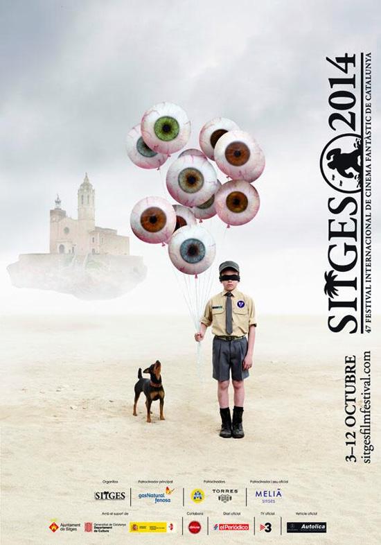 Póster de Sitges 2014