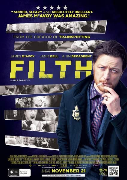 Crítica de Filth