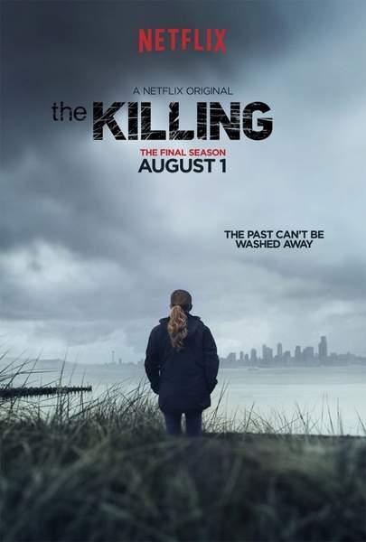 Póster de The Killing