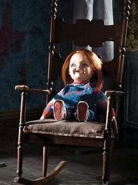Annabelle y Chucky juntos en una película