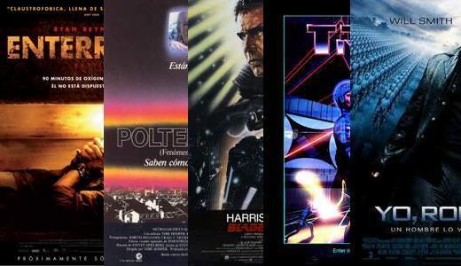 Especial 10 películas tecnológicas