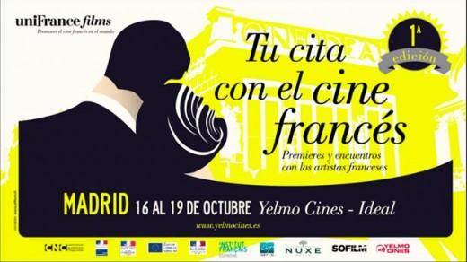 Festival de cine Tu cita con el cine francés
