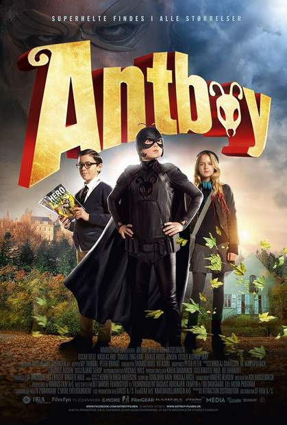 Póster de Antboy